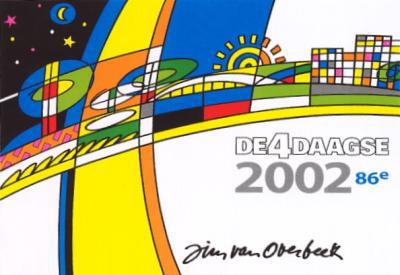 '4-Day Marches 2002'